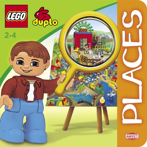 LEGO® DUPLO®: Places By Lego Books