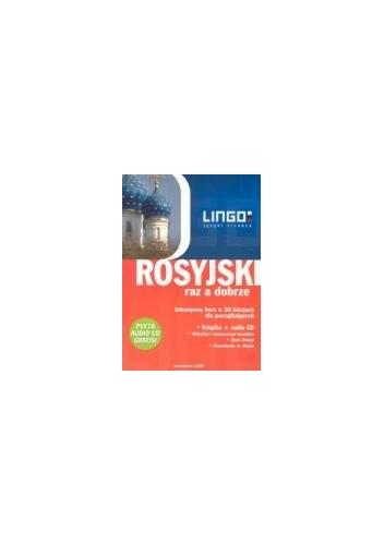 Rosyjski raz a dobrze z plyta CD By H. Zybert M. Dabrowska