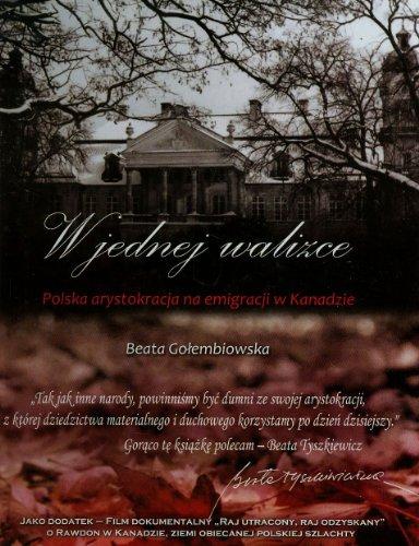 W jednej walizce + CD By Beata Golembiowska