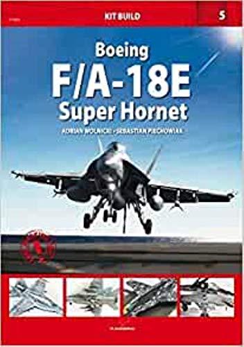 Boeing F/A-18e Super Hornet By Adrian Wolnicki