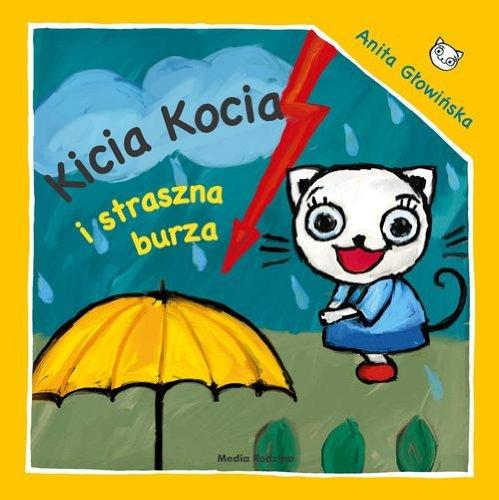 Kicia Kocia i straszna burza By Anita Glowinska