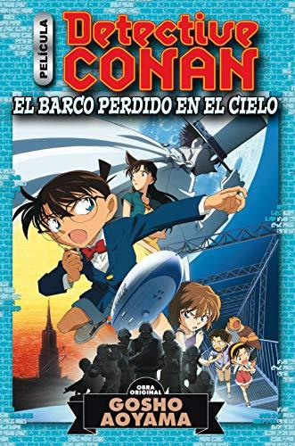 Detective Conan Anime Comic: El barco perdido en el cielo By Gsh Aoyama