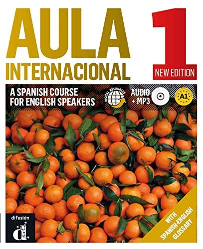 Aula Internacional - Nueva edicion: Student's Book + exercises + CD 1 (bilingu By Emily Spinelli