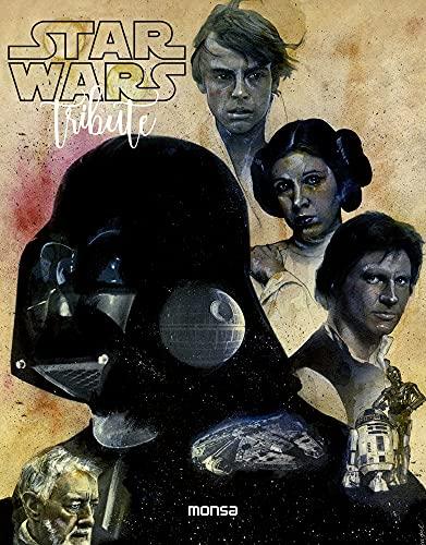 Star Wars: Tribute By Anna Minguet