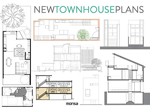 New Townhouse Plans By Anna Minguet