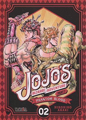 Jojo's bizarre adventure parte 1:phantom blood 02