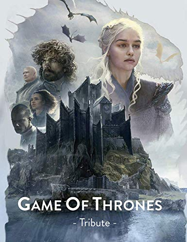 Game Of Thrones By Anna Minguet