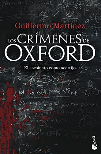 Los crimenes de Oxford By Guillermo Martinez