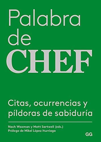 Palabra de Chef By Nach Waxman