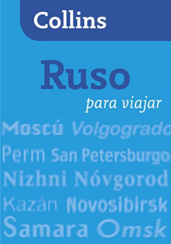 Ruso para viajar (Para viajar) (Spanish Edition) By Collins