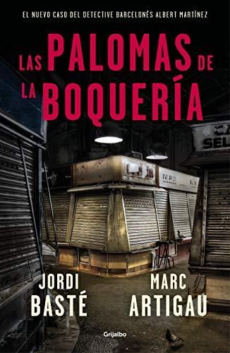 Las Palomas de la Boqueria / The Pigeons of La Boqueria By Jordi Baste