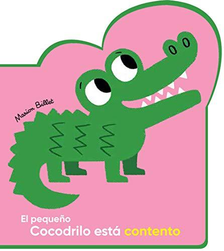 El pequeño cocodrilo está contento/ Little Crocodile Is Happy By Marion Billet