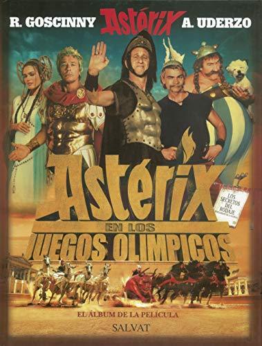 Asterix en los Juegos Olimpicos / Asterix at the Olympic Games: El Album De La Pelicula / The Book of the Film By Rene Goscinny