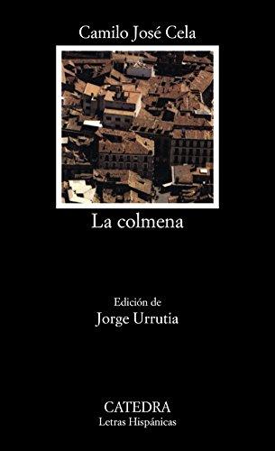 La Colmena By Camilo Jose Cela