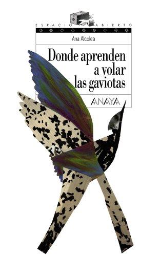 Donde aprenden a volar las gaviotas / Where gulls learn to fly (Espacio Abierto) By Ana Alcolea