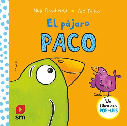 El pajaro Paco By Nick Denchfield