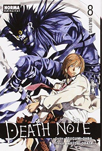 Death Note 8 By Tsugumi Obha