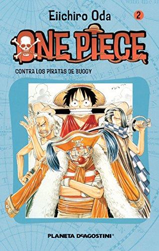 One Piece 02: Contra los piratas de Buggy By UNKNOWN