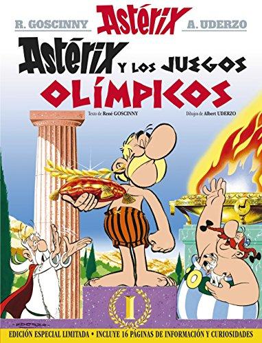 Astérix y los Juegos Olímpicos By Goscinny