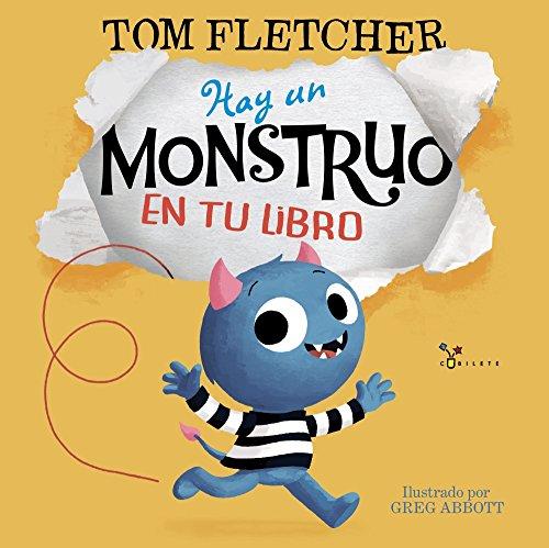 Hay un monstruo en tu libro By Tom Fletcher