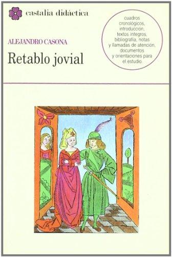 Retablo Jovial By Alejandro Casona