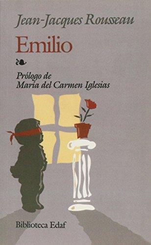 Emilio By Jean Jacques Rousseau