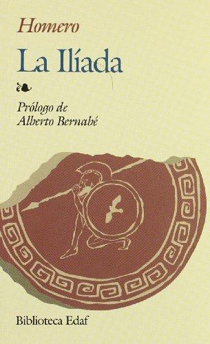 La Iliada By Homer