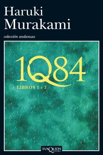 1Q84, Libros 1 y 2 By Haruki Murakami