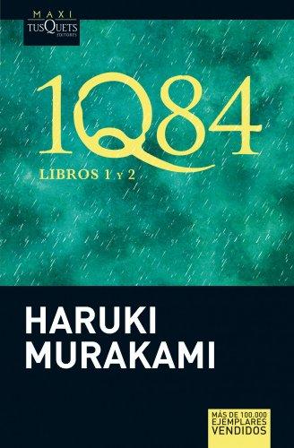 1Q84 (Libros 1 y 2) By Haruki Murakami
