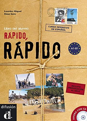 Rapido, rapido - curso intensivo de espanol By Erich Kastner