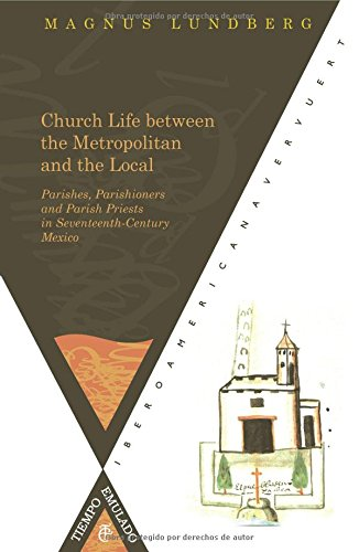 Church Life between the Metropolitan and the Local. Parishes By Magnus Lundberg