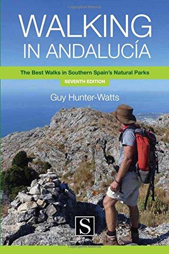 Walking in Andalucia By Guy Hunter-Watts