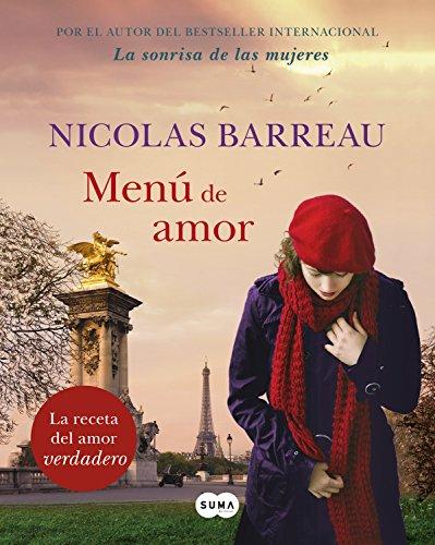 Menu de Amor / The Recipe for Love By Nicolas Barreau