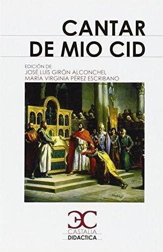 Cantar De Mio Cid World Of Books