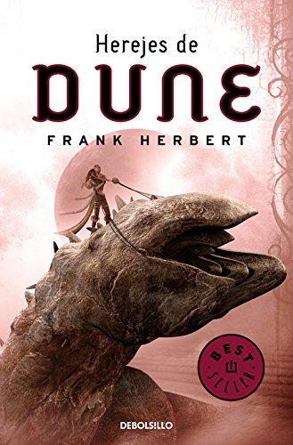 Herejes de dune/ Heretic of dune By Frank Herbert