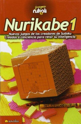 Nurikabe: 1 (Nikoli) By Equipo Nikoli