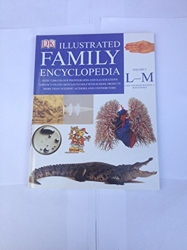 Family Encyclopedia Book