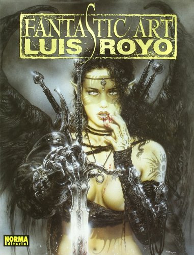 Fantastic Art By Luis Royo Navarro