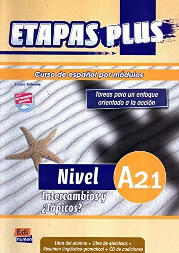 Etapas Plus A2.1 By Team Edinumen