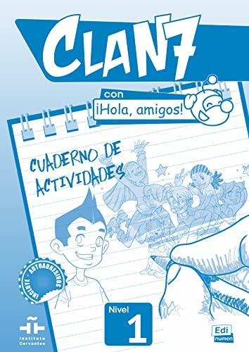 Clan 7 con Hola Amigos! By Maria Gomez