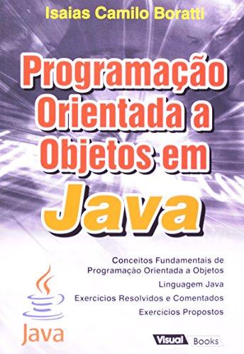 Programacao Orientada A Objetos Em Java (Em Portuguese do Brasil)