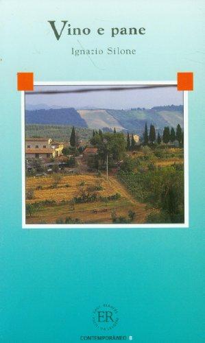 Vino e pane By Ignazio Silone