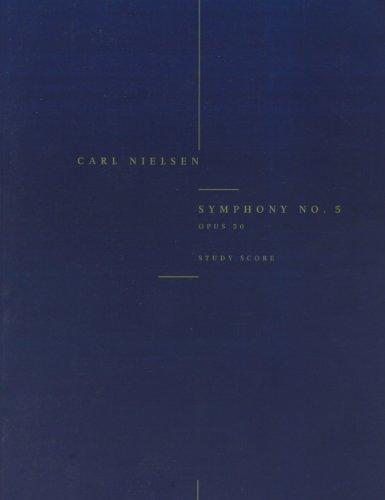 Symphony No.5 Op.50 By Carl Nielsen