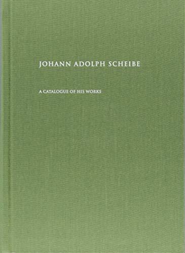 Johann Adolph Scheibe By Peter Hauge