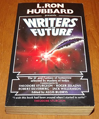Writers of the Future By L. Ron Hubbard