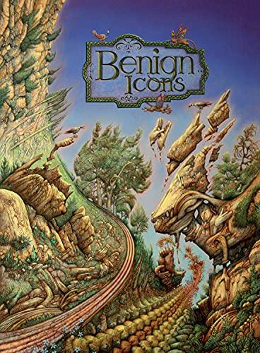 Benign Icons By Patrick Woodroffe