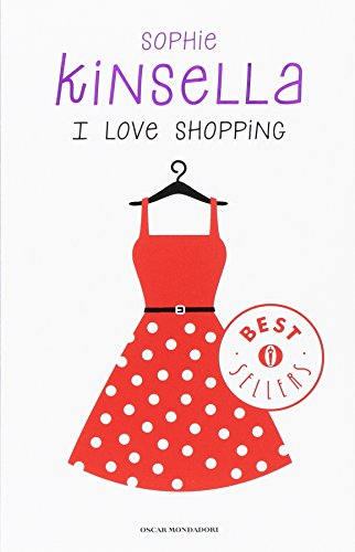 I love shopping (Assorted Covers) By Sophie Kinsella