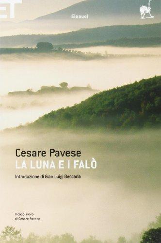 La Luna a I Falo By Cesare Pavese