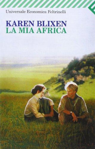 La Mia Africa (Universale Economica) By Karen Blixen