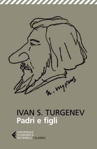 Padri e figli By Ivan Turgenev